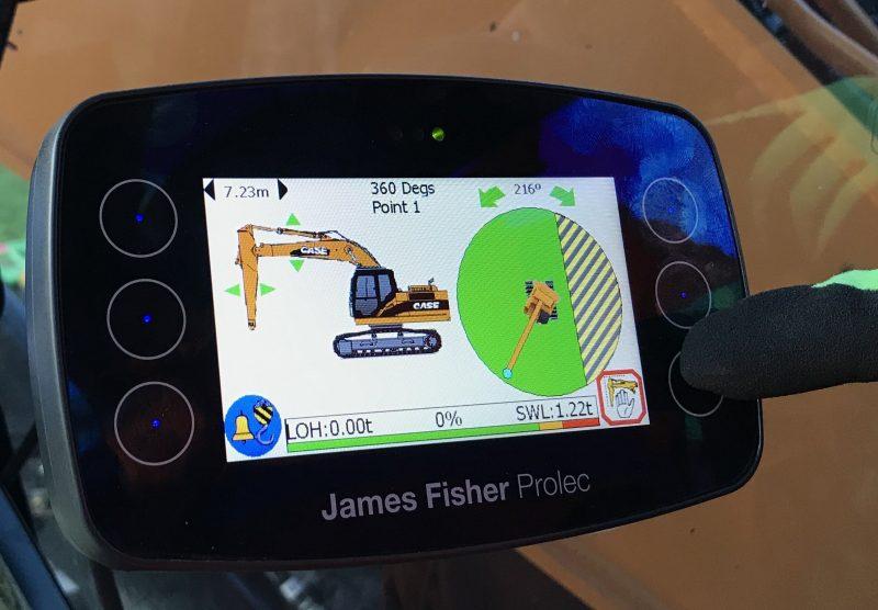 James Fisher Prolec Machine Control at Plantworx