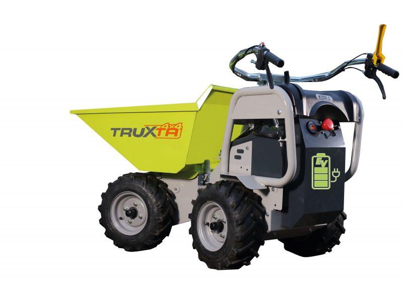 Truxta Tufftruk at Plantworx