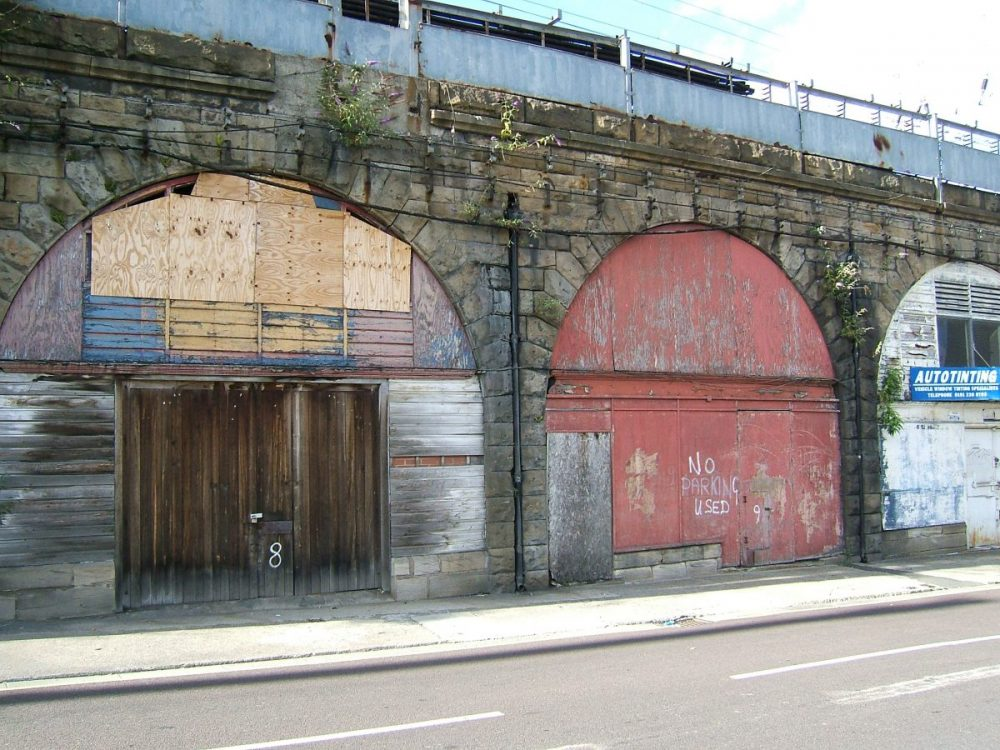 National Audit Office reports on Network Rail's sale of railway arches