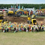 Plantworx Construction Exhibition throws open the gates to keen students