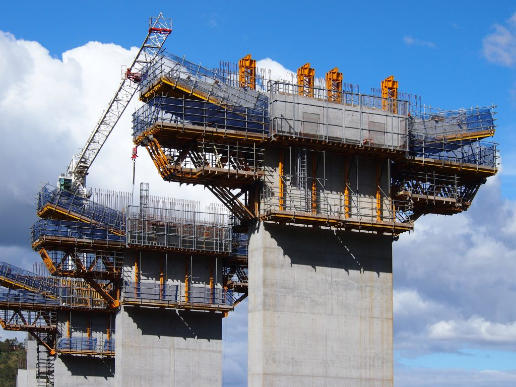 ULMA takes part in construction of the Toowoomba Viaduct in Australia
