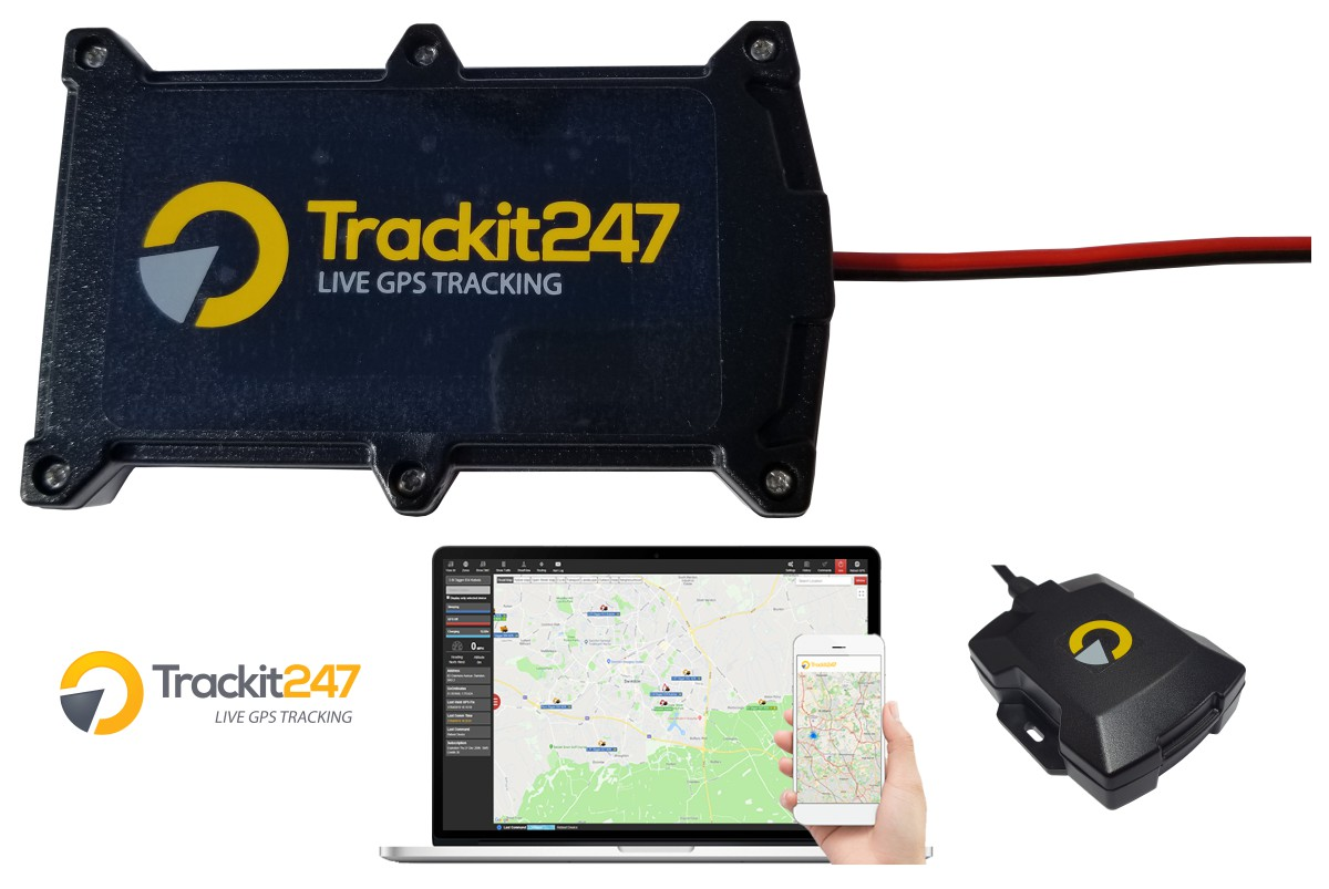 Beat crime and protect your valuable assets with GPS Trackit247 technology