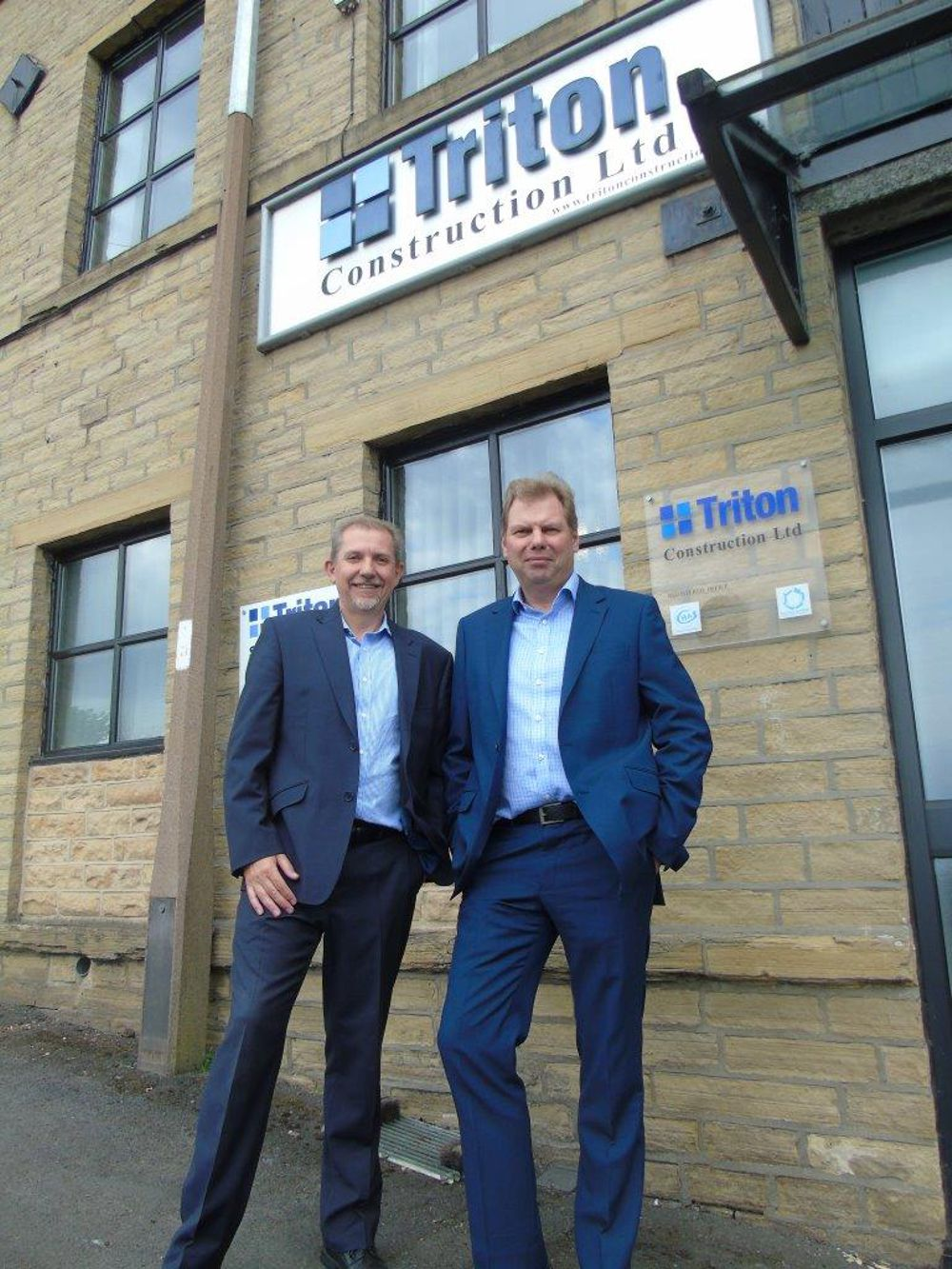 Triton Construction has announced that regional construction heavyweight Paul Clarkson has been appointed Managing Director to head up the business based in Yorkshire and the North West.