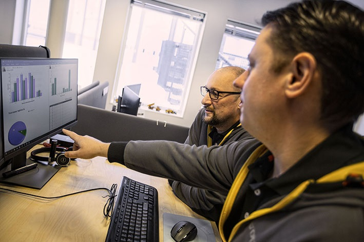 VolvoCE launches Uptime Centre for EMEA region