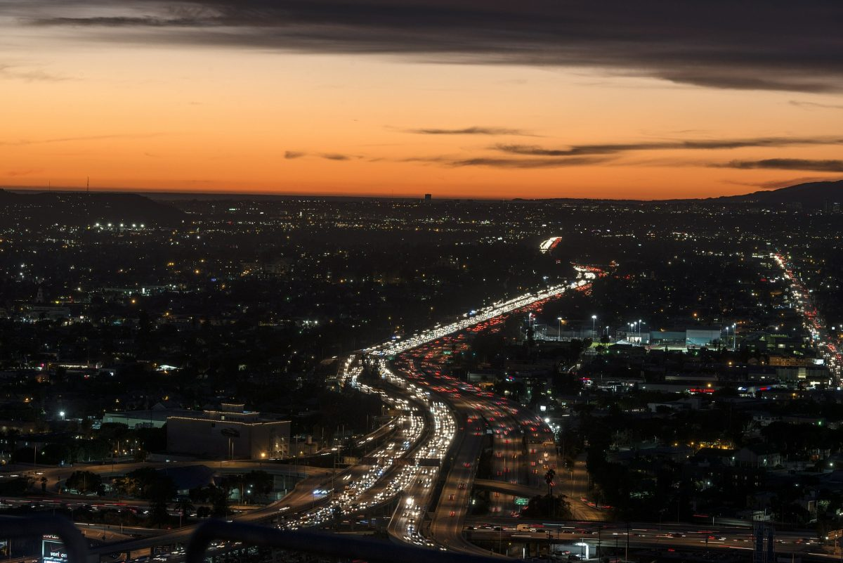 I-405 Mobility in Los Angeles to improve with Parsons' Artificial Intelligence solutions