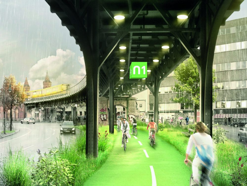Bicycle Architecture Biennale reveals how cycling will shape our future smart cities