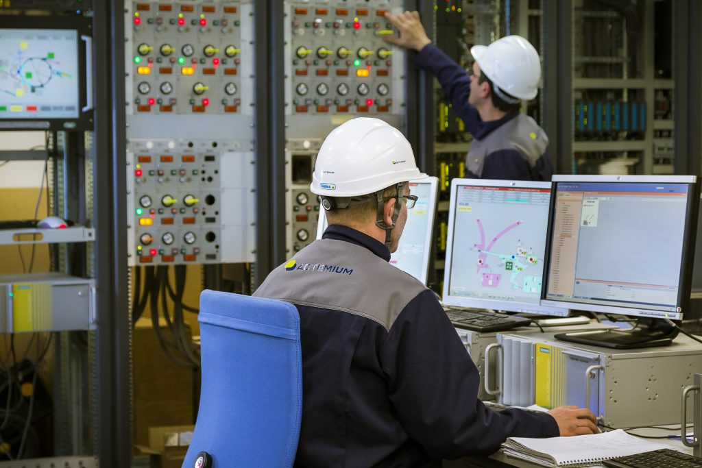 Optimising industrial processes