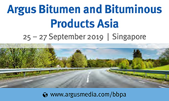Argus Bitumen and Bituminous Products Asia