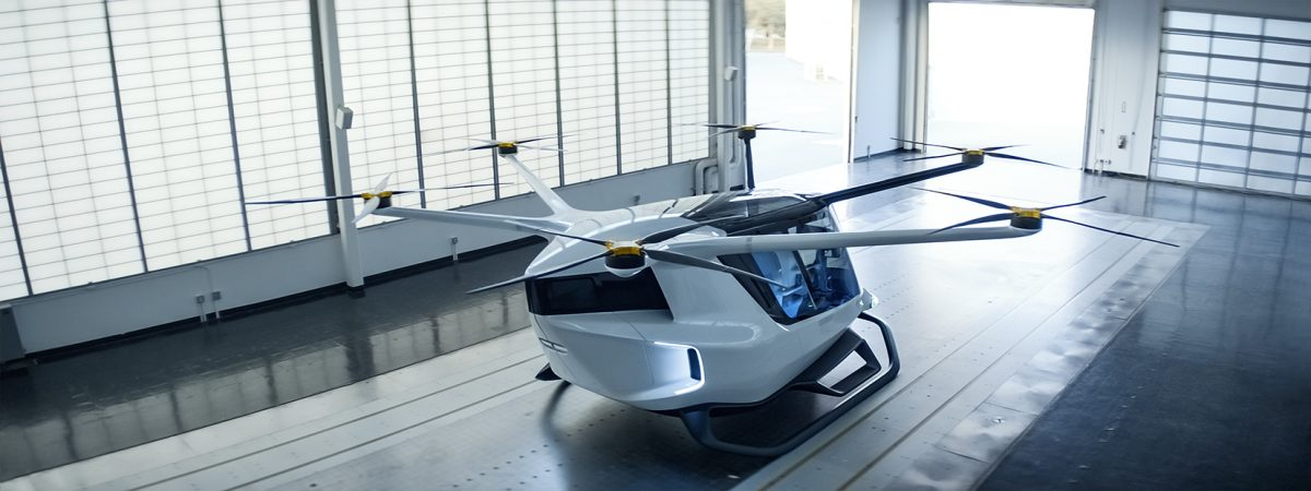Alaka'i launches the SKAI hydrogen powered eVTOL