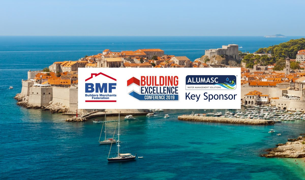 Alumasc Water Management Solutions sponsors the 2019 BMF All Industry Conference