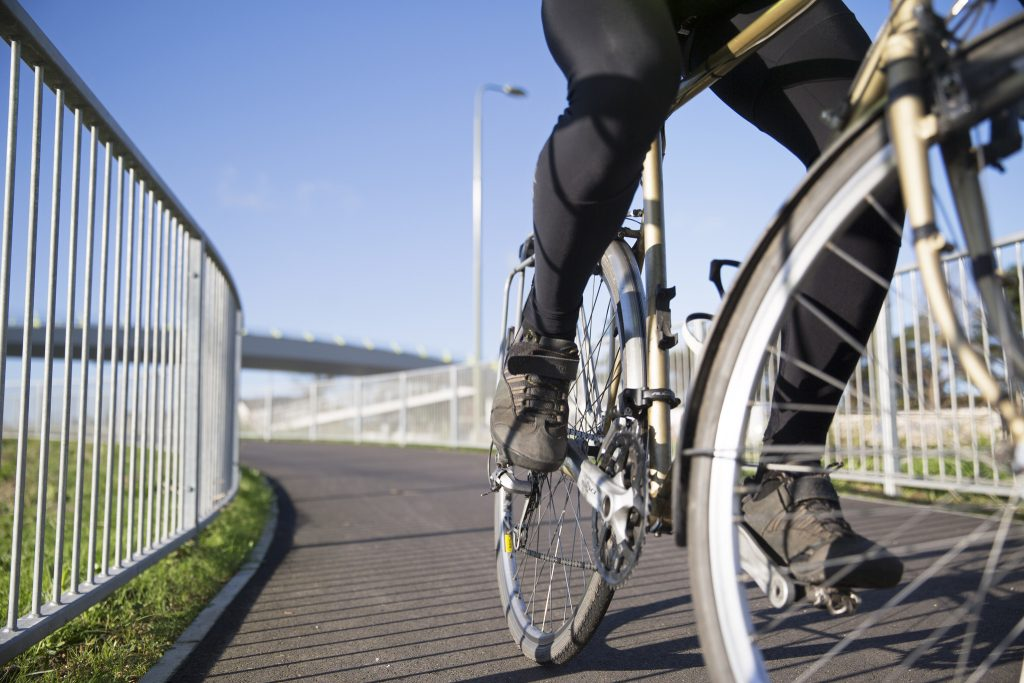 Highways England funding clocks up 100 cycle path schemes