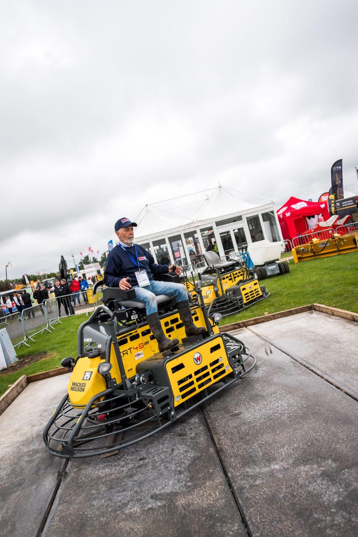 Plantworx 2019 proved a triumph despite the rain