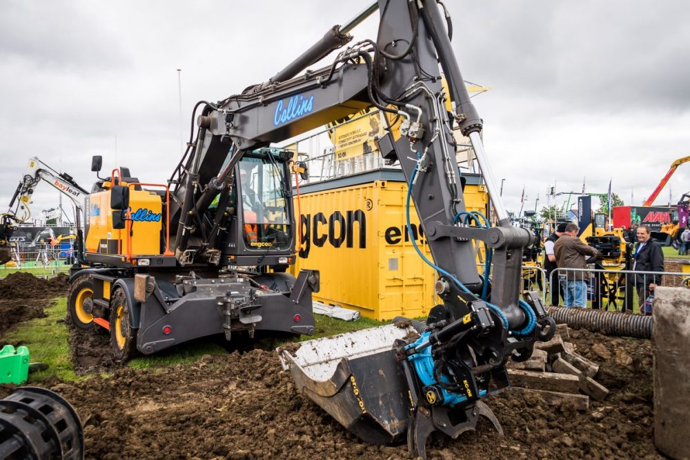 Plantworx 2019 proved a triumph despite the rain
