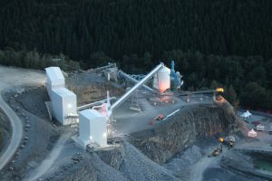 Haver and Boecker Niagara offers turnkey Primary Crushing Plant Solutions