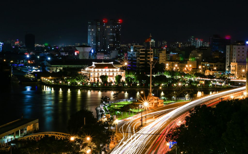 Ho Chi Minh City is Vietnam's largest commercial centre is now looking at Smart City Planning to manage it's population of almost 9 million,
