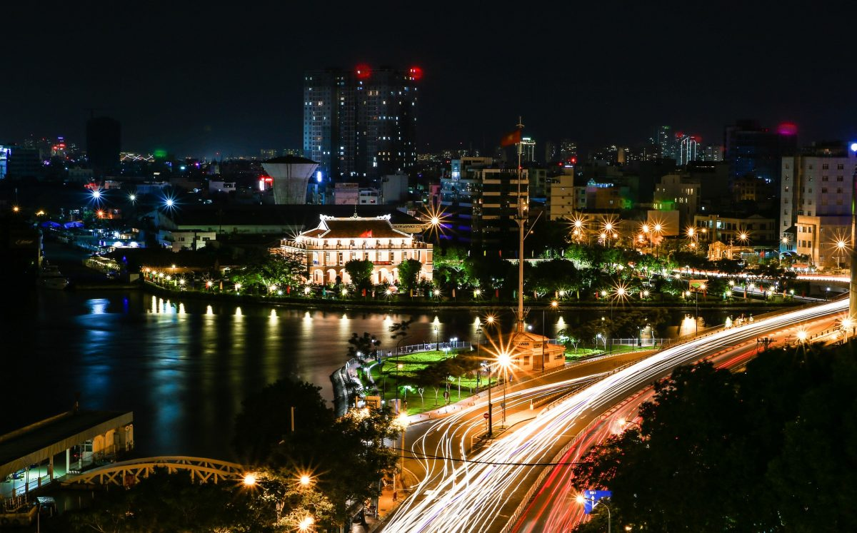 World Bank and disruptive technology brings Smart City Planning to Ho Chi Minh City