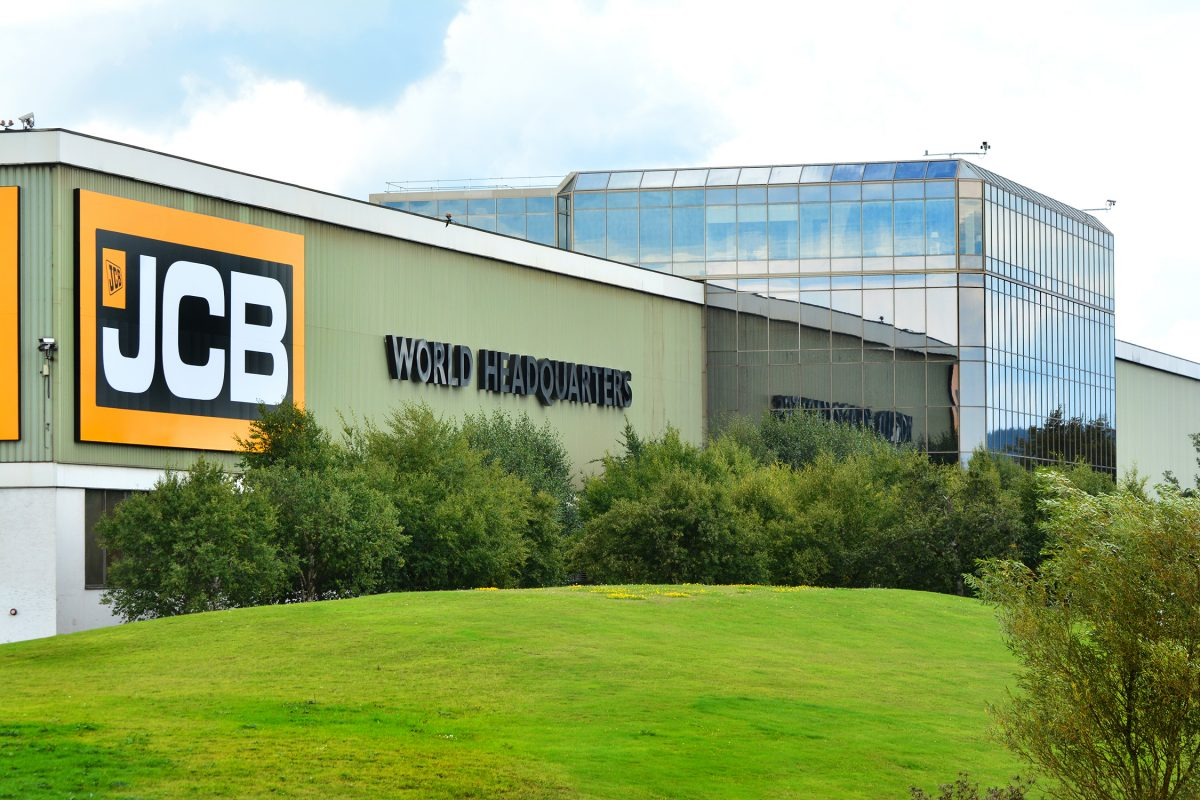 JCB a British success story continues expanding on a global scale