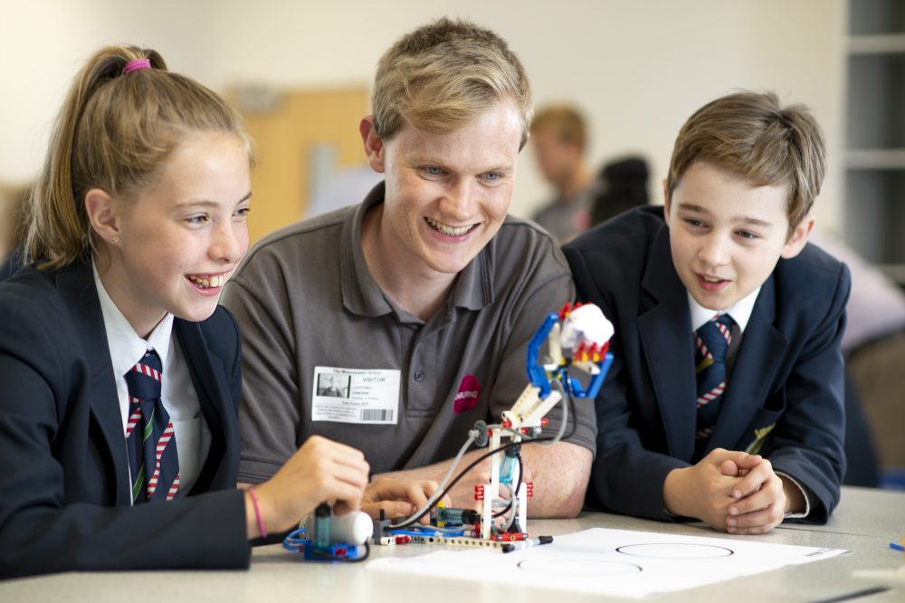Osborne to rollout Mabey Hire's STEM Education Programme