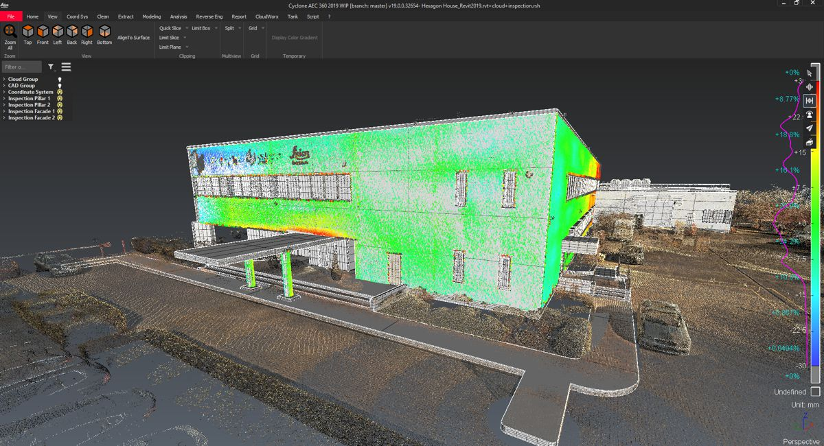 Leica Cyclone 3DR reality capture software delivers the power of cloud processing