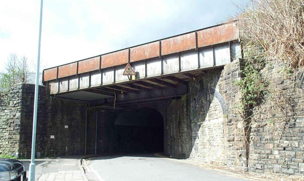 Mynydd Underbridge in Swansea upgrade renewal to commence