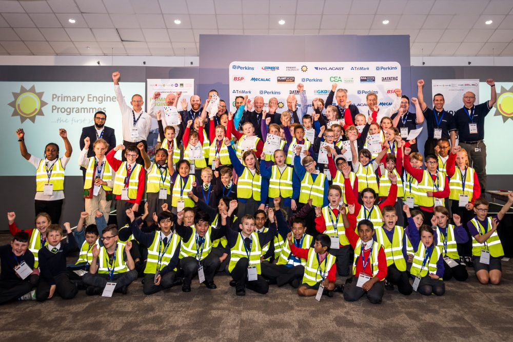 Primary Engineer's Young Engineers Sponsors and Judges