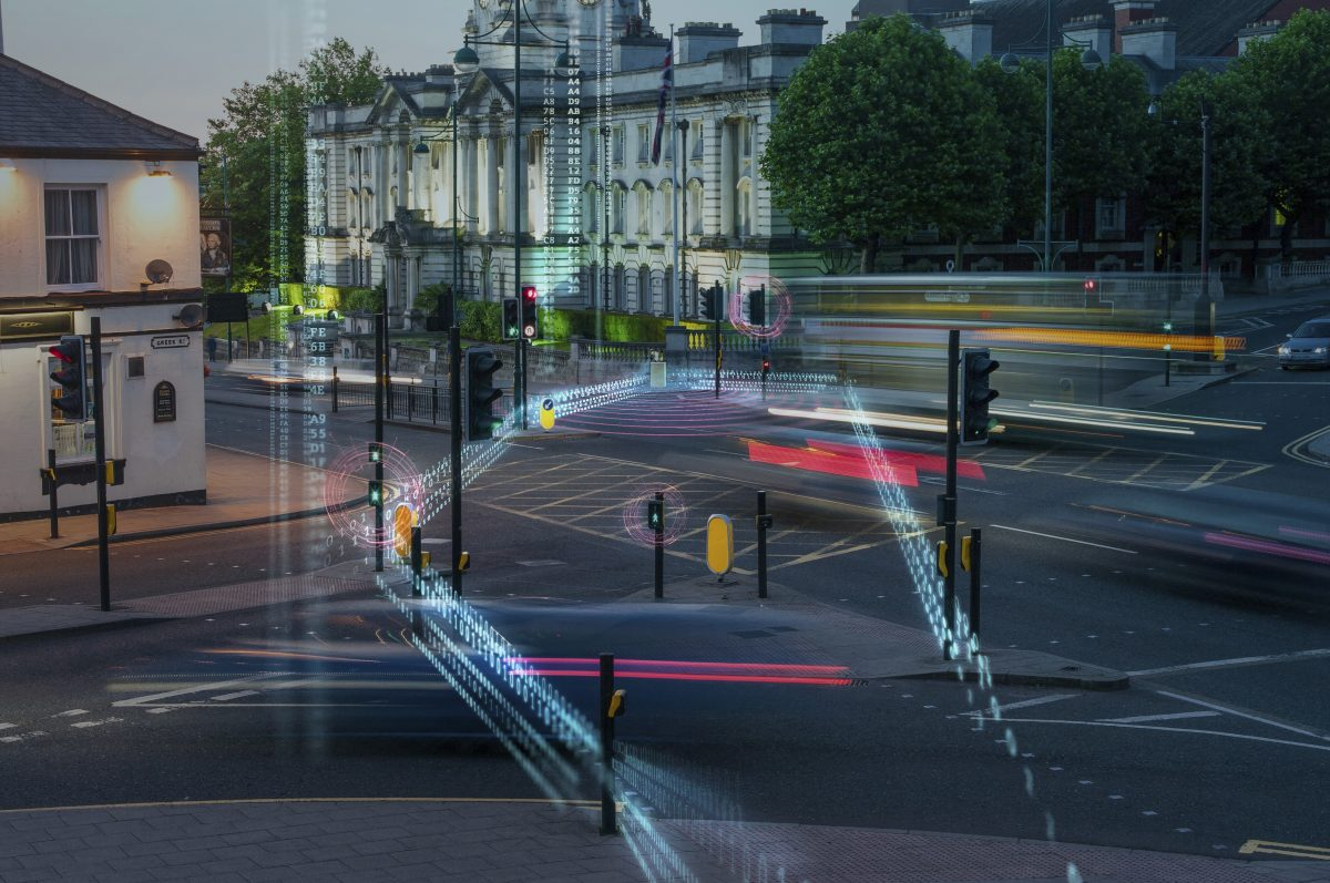 Siemens Mobility Plus+ trial introduces third-generation traffic control system