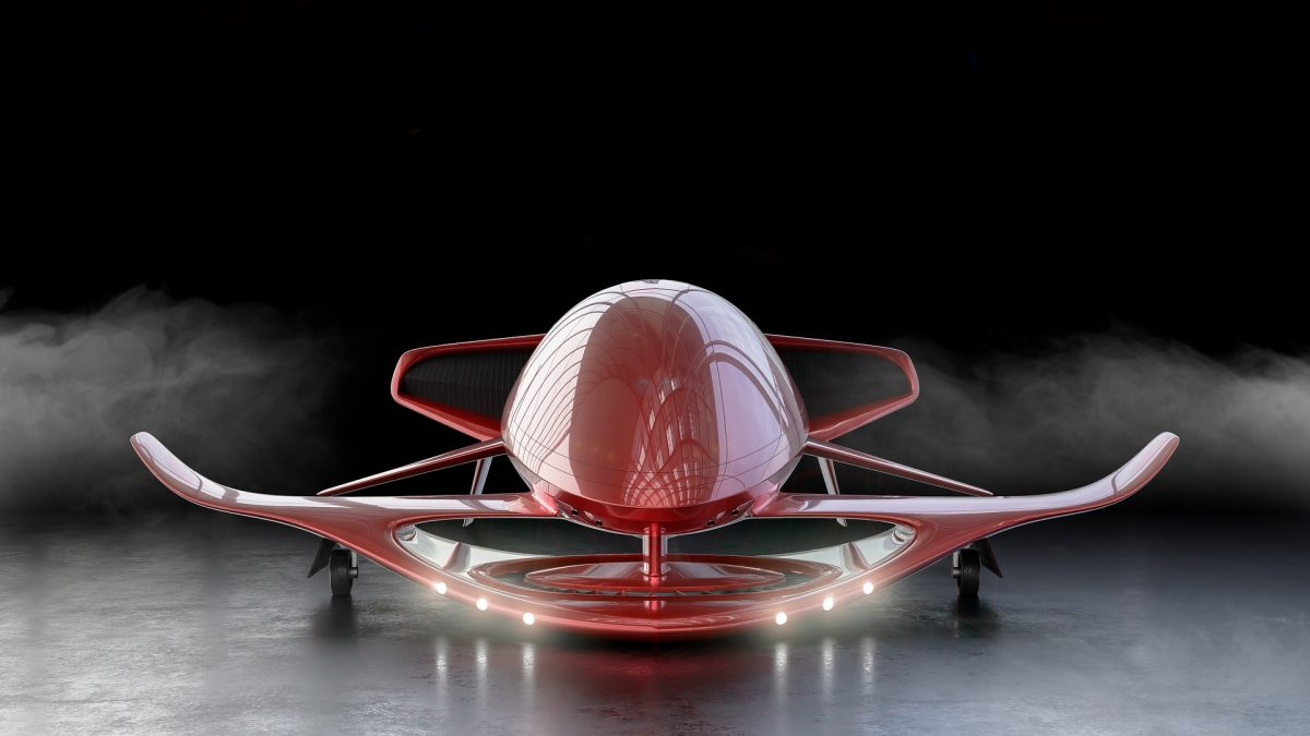 Bosch technology enabling air taxis and teaching cars to fly