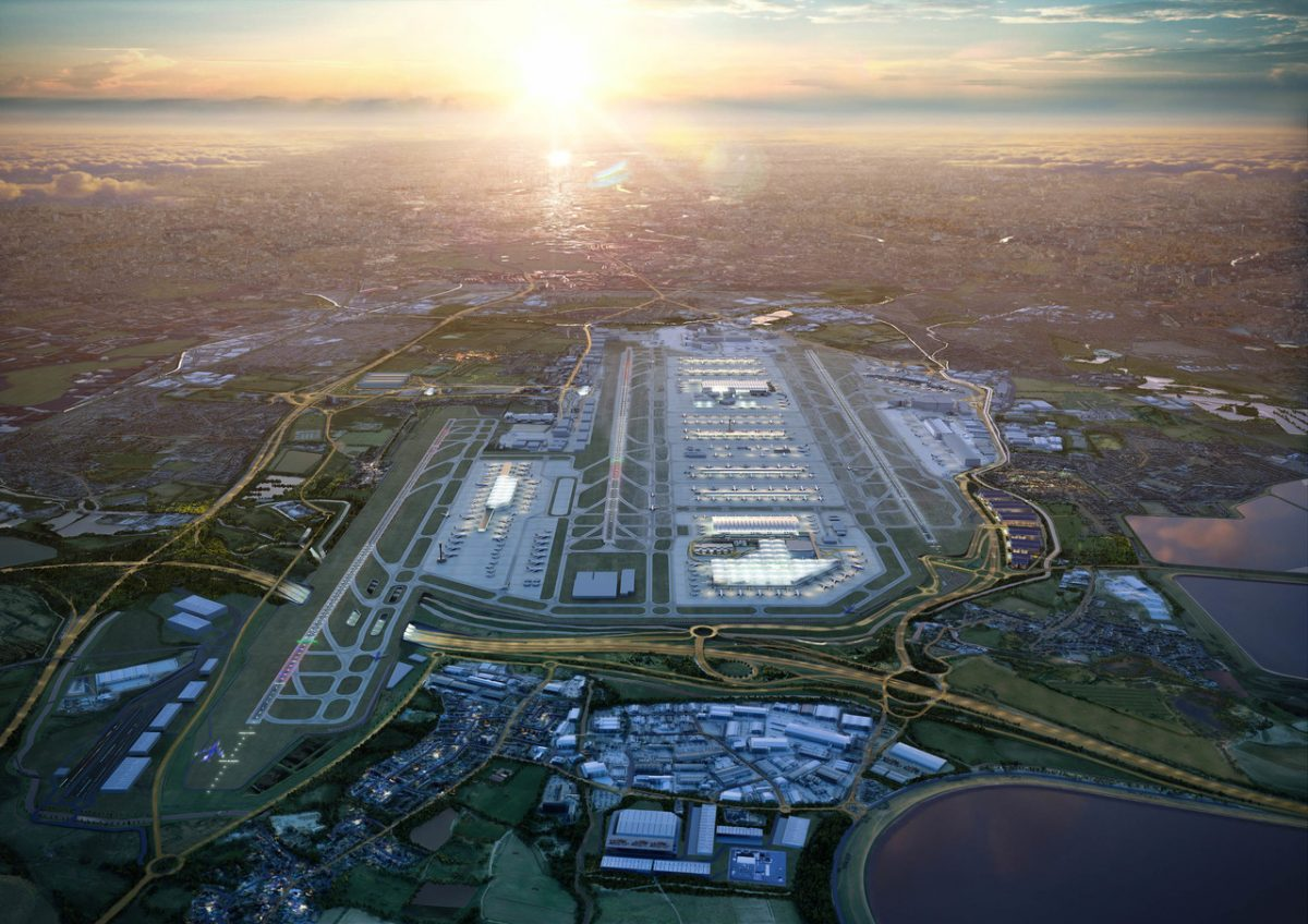 Heathrow reveals expansion masterplan with launch of largest consultation