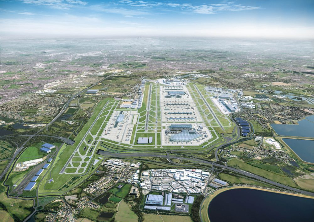 Heathrow on-track as Government outlines policy for third runway