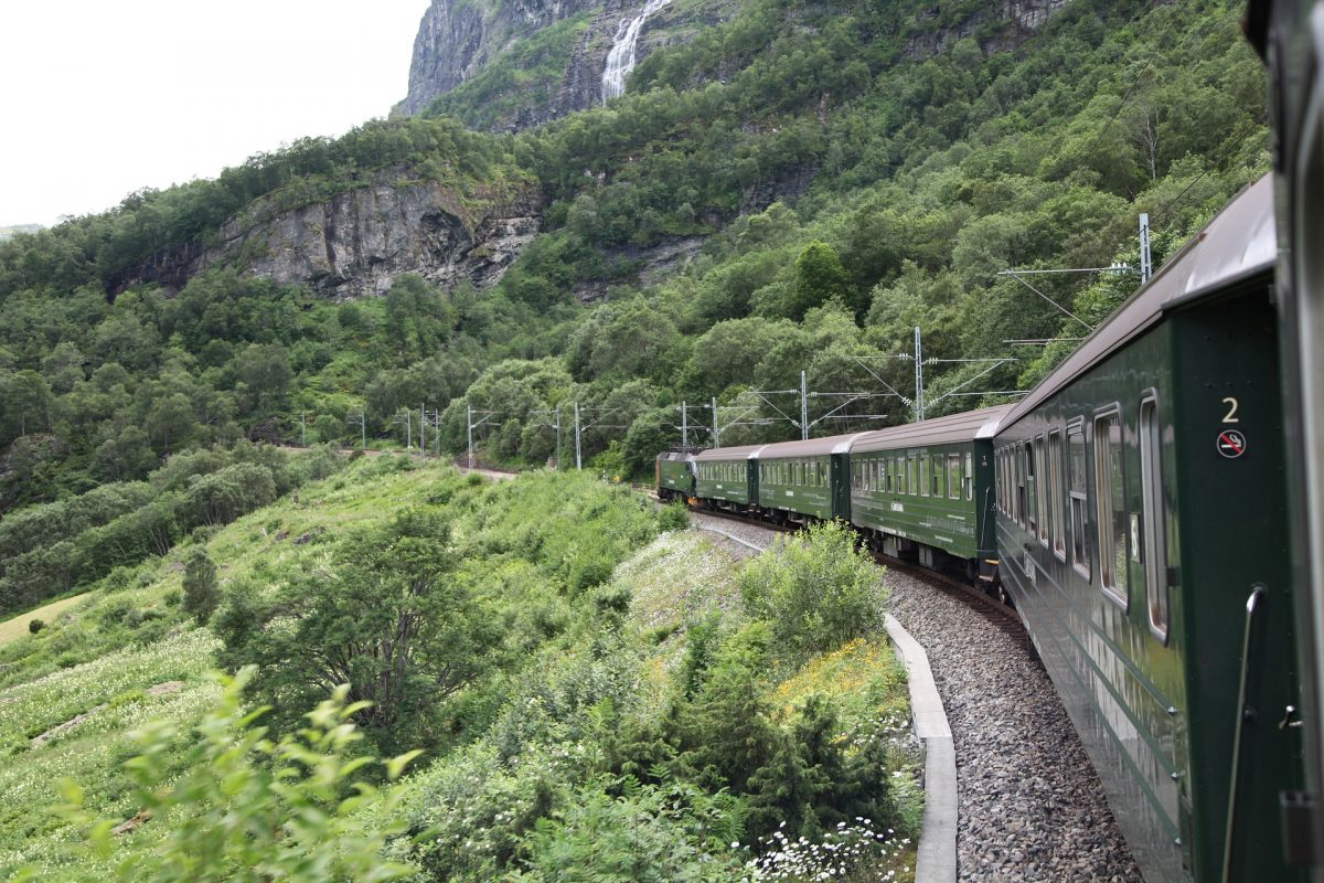 KfW IPEX-Bank finances €50 million expansion of Norwegian railway industry