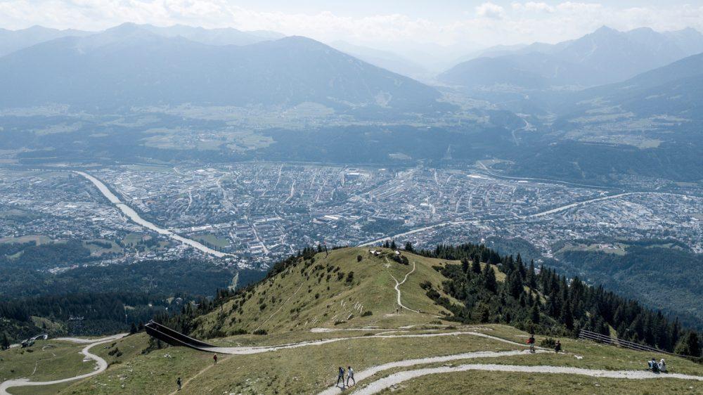 Snøhetta designs Path of Perspectives Panorama Trail on Innsbruck's Nordkette Range