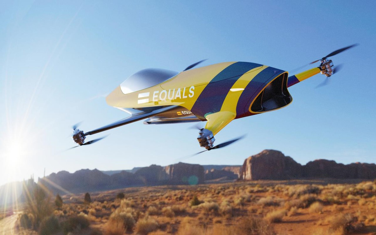 Airspeeder could be the new flying motorsport for the 21st Century