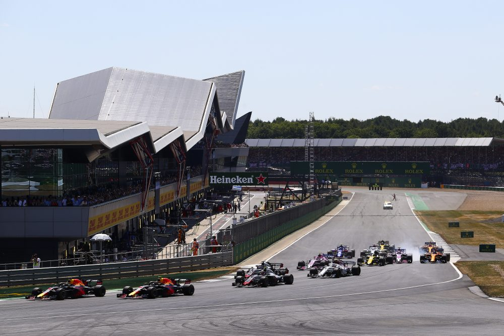 The British Grand Prix is now sold out and is one of the biggest dates in the motor racing calendar