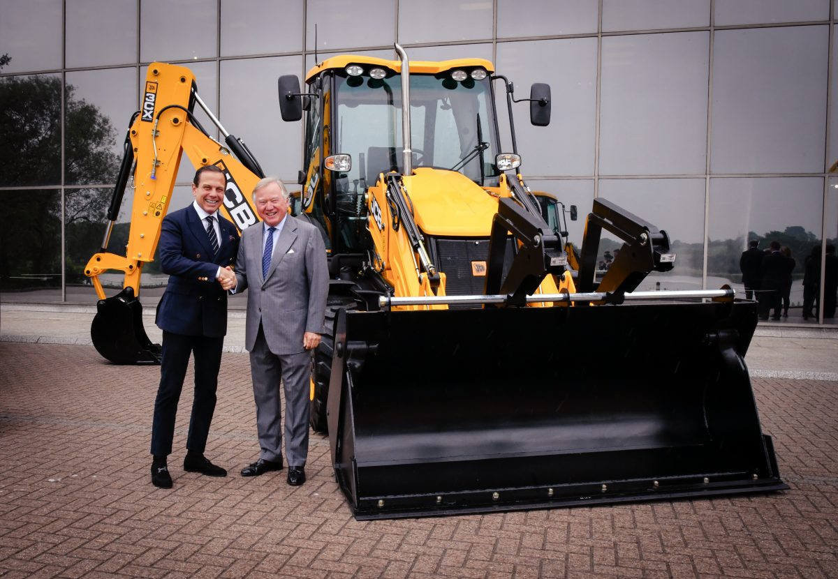 JCB expands in Latin America with $25m investment in Brazil