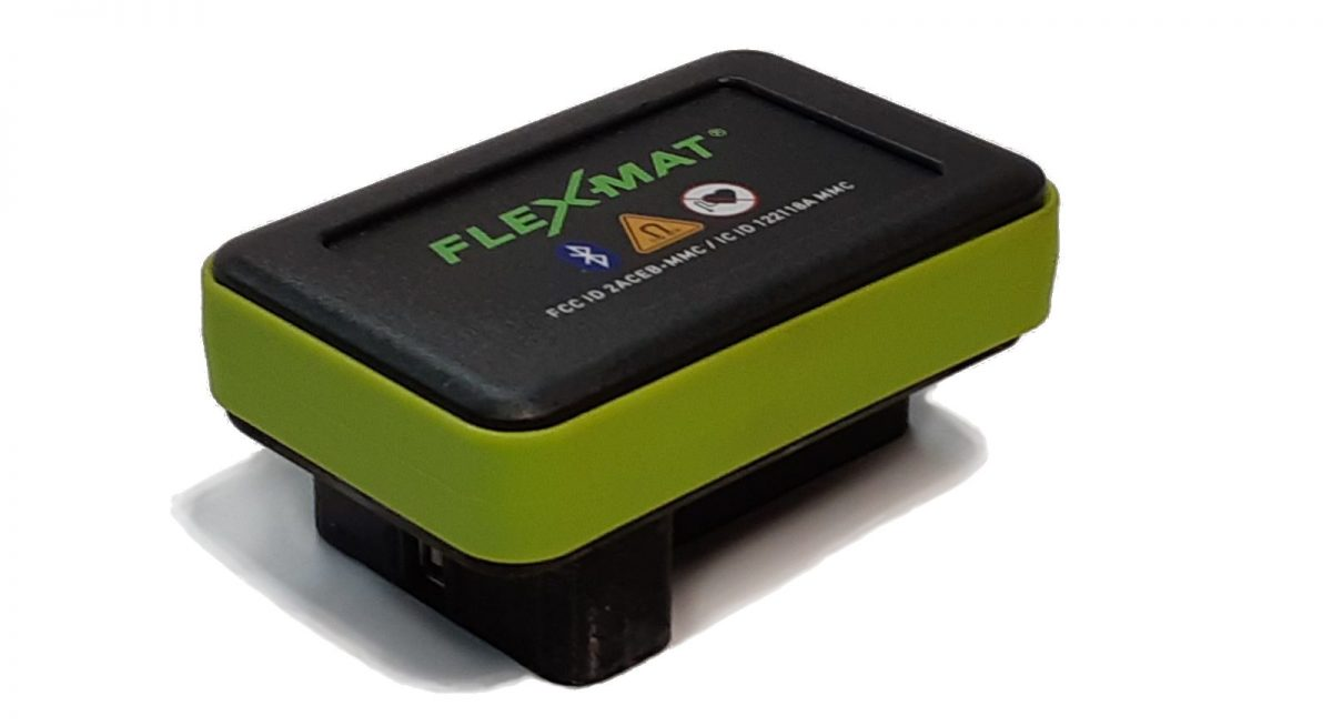 New MAJOR Flex-Mat Sensor makes screening performance easier with no downtime