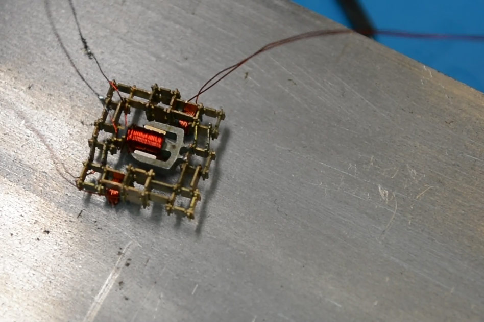 MIT Mobile Motors could pave the way for robots to assemble complex structures