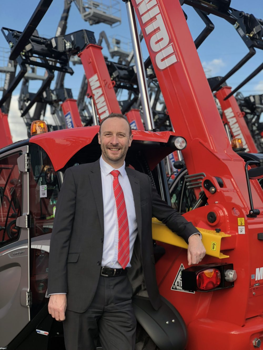 Manitou MD takes seat on Construction Equipment Association's Management Council