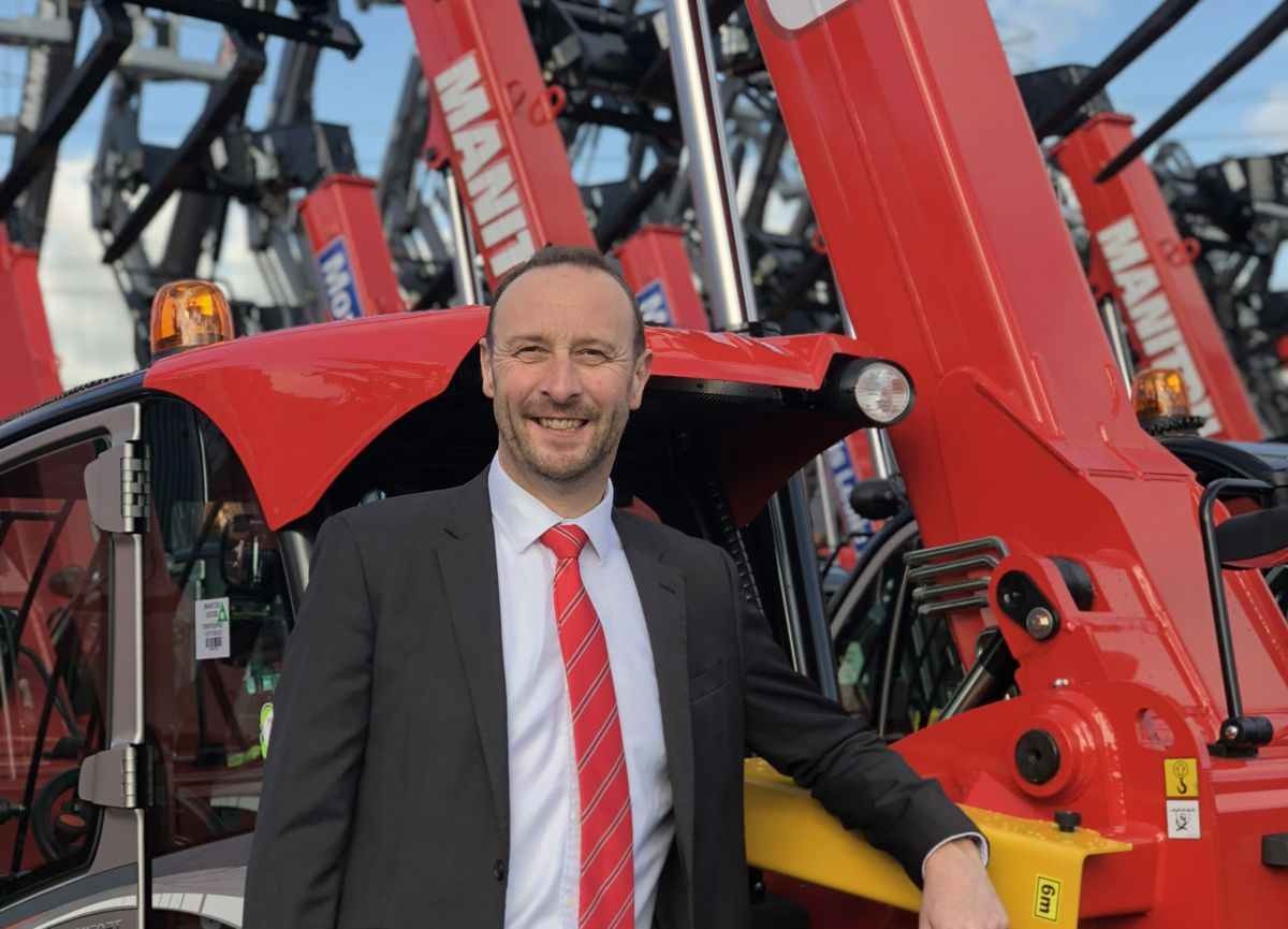 Manitou MD takes seat on Construction Equipment Association Management Council