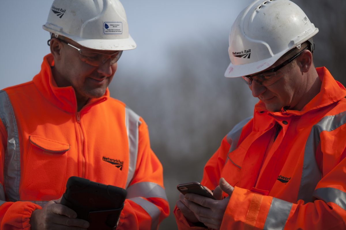 Network Rail launches a £70m track worker safety task force