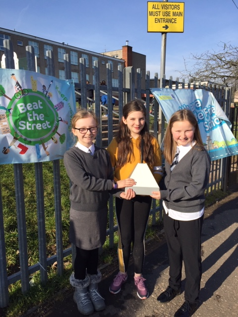 Glasgow schools aiming to lower Scotland's vehicle pollution