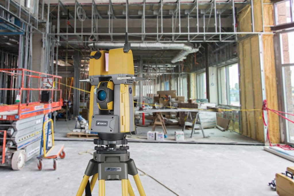 Scanning robotic total station a construction technology innovation