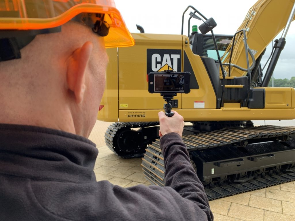 Vehicle Vision delivers a revolution to Heavy Equipment customer service