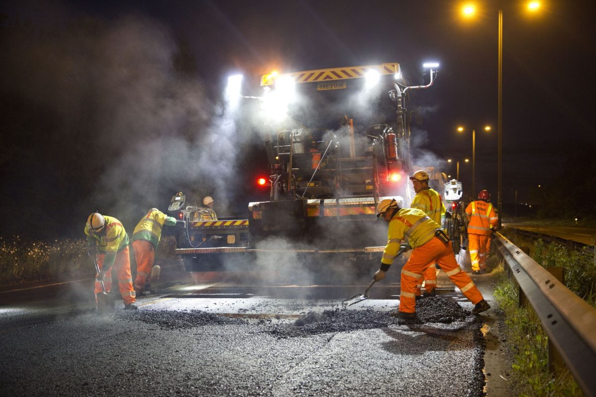 Highways England starts awarding £8.7 billion in contracts for major A-road upgrades