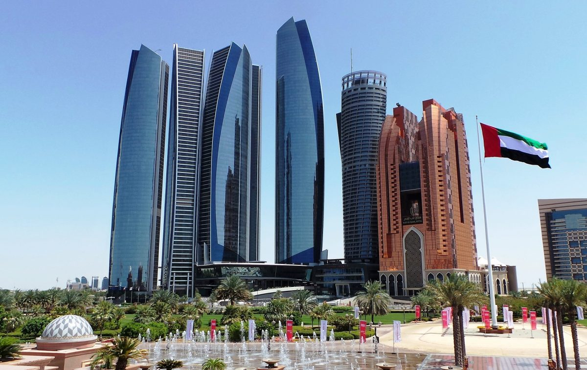 Abu Dhabi Roads Infrastructure - Connecting Cultures and Enabling Economies