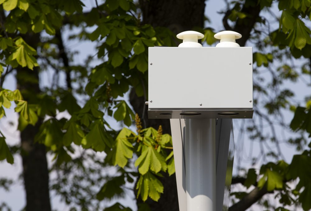 Bosch helping cities worldwide in the battle against air pollution