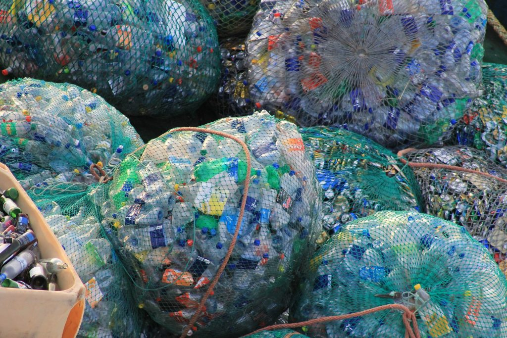 Recycled plastic will save the environment by creating a pollution free Hydrogen Society