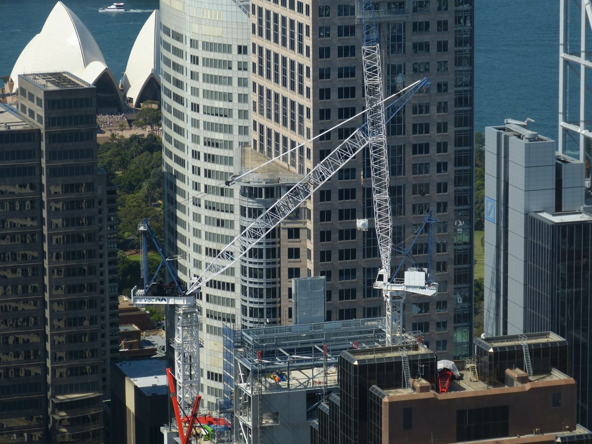 Construction in Australia forecast to regain growth from 2020