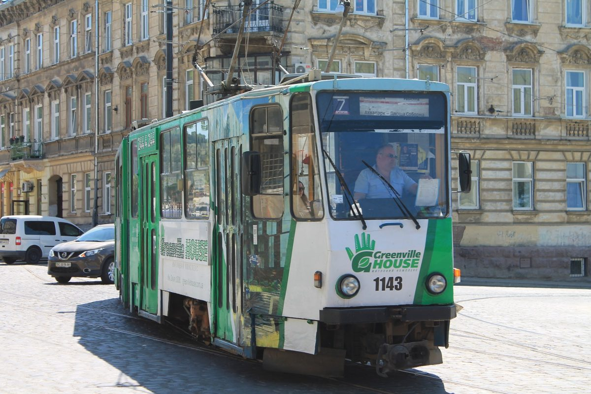 EBRD invests €250m for urban transport renewal in Poltava