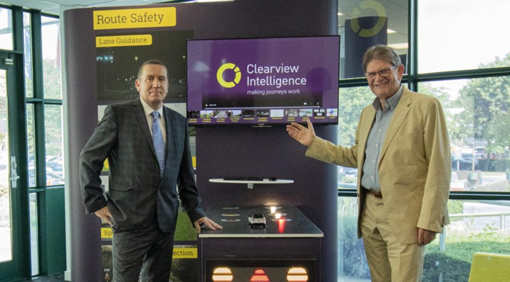 Clearview Intelligence demonstrates ITS commitment with innovation hub