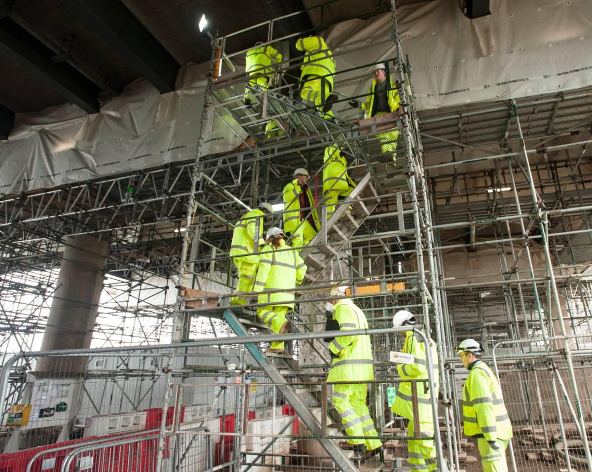 Highways England is building bridges with the next generation of repair teams